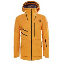 The North Face Men's Fuse Brigandine Jacket Zinnia Orange Fuse