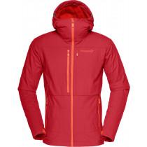 Norrøna Lofoten Powershield Pro Alpha Jacket (M) Jester Red