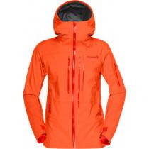 Norrøna Lofoten Gore-Tex Pro Jacket (W) Orange Alert