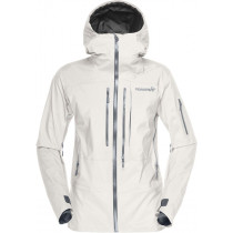 Norrøna Lofoten Gore-Tex Pro Jacket (W) Snowdrop