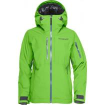 Norrøna Lofoten Gore-Tex Primaloft Jacket (Jr) Clean Green