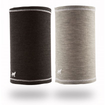 Felines W's Headovr 100% Merino 2pk Grey/Charcoal