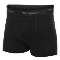 Woolpower Boxer M's Black