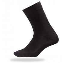 Gridarmor Bamboo Comfort Sock 3pk Black