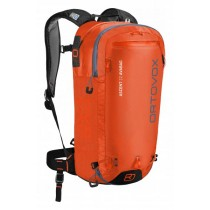 Ortovox Ascent 22 Avabag Kit Crazy Orange