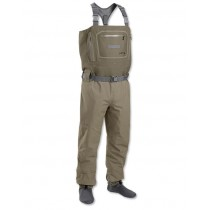 Orvis Silver Sonic Guide Wader Olive