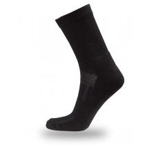 Felines Bamboo Sport Sock Black