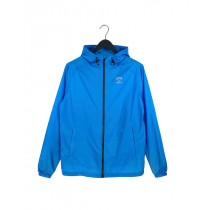 Packmack Full Zip True Blue
