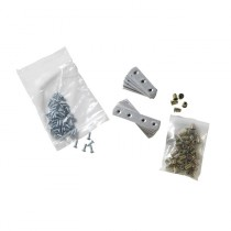 Patagonia Aluminum Bar Replacement Kit Silver