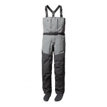 Patagonia Men's Rio Gallegos Zip Front Waders - Long Forge Grey