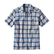 Patagonia M A/C Shirt Alongshore: Cuban Blue