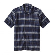 Patagonia Men's A/C Shirt Abyss: Navy Blue