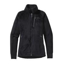 Patagonia W's R2 Jkt Black/Feather Grey