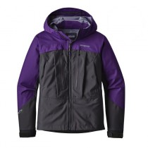 Patagonia Womens River Salt Jacket Purple