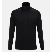 Peak Performance Helo Mid-Layer Jacket Black