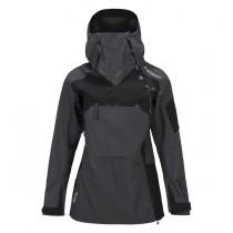 Peak Performance Women's Heli Vertical Jacket - Limited Edition Pattern