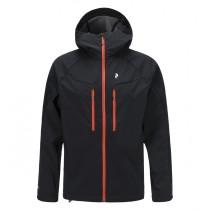 Peak Performance Men's Tour Softshell Jacket Black