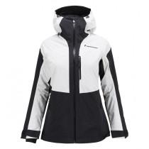 Peak Performance Women's Heli 2-Layer Gravity Jacket Offwhite