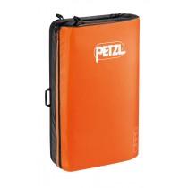 Petzl Cirro Stor Crashpad Orange/svart 148x118x12,5cm