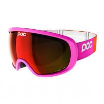 POC Fovea W. Contrast Lens Fluorescent Pink