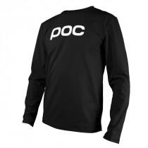 POC Resistance Enduro Jersey Carbon black