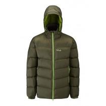 Rab Ascent Jacket Dark Olive
