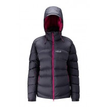 Rab Ascent Jacket Womens Beluga