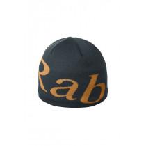 Rab Logo Beanie Steel
