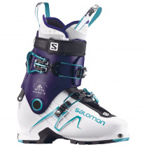 Salomon MTN Explore Women's Dark Purple/White/Aquablue