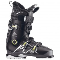 Salomon QST Pro 100 Black/Anthracite/Acide Green