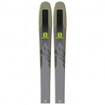 Salomon N Qst 92 Grey/Black/Green