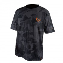 Savage Gear Black Savage Camo Tee