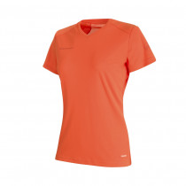 Mammut Sertig T-Shirt Women's Barberry-Barberry