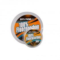 Savage Gear 100% Fluoro Carbon 0.60mm 18.2kg 20m