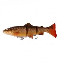 Savage Gear 3D Trout Line Thru Dark Brown Trout 303g