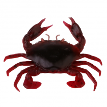 Savage Gear LB 3D Manic Crab Red & Black Crab 7,5cm