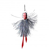 Savage Gear P-Spinner Silver Red 21g