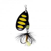 Savage Gear Rotex Spinner Black Bee 4g
