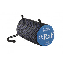 Rab Silk Mummy Sleeping Bag Liner Ink