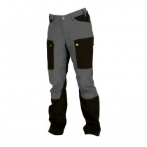 Sasta Haikki Women's Trousers Dark Grey