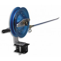 Sølvkroken Blue Sea Reel M/Stang