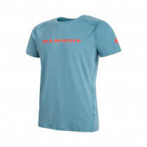 Mammut Splide Logo T-Shirt Men's Cloud