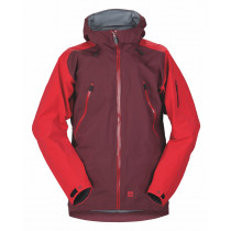 Sweet Protection Supernaut Jacket Ron Red/Rangoon Red