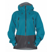 Sweet Protection Salvation Jacket Women's Panama Blue/Charcoal Gray