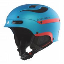 Sweet Protection Trooper Helmet Matte Steel Blue Metallic