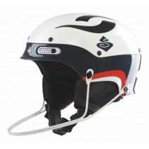 Sweet Protection Trooper SL Helmet Gloss White/Midnight Blue