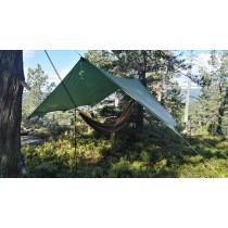 Sydvang Tarp 11 2,9x3,6m Grön