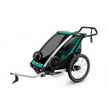 Thule Chariot Lite 1 Blue Grass/Black