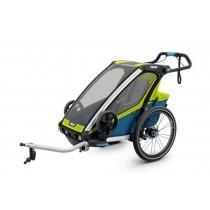 Thule Chariot Sport 1 Chartreuse/Mykonos