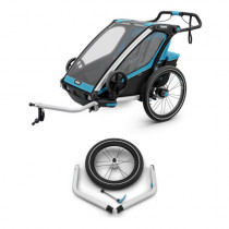 Thule Chariot Sport 2 inkl. Jog Kit